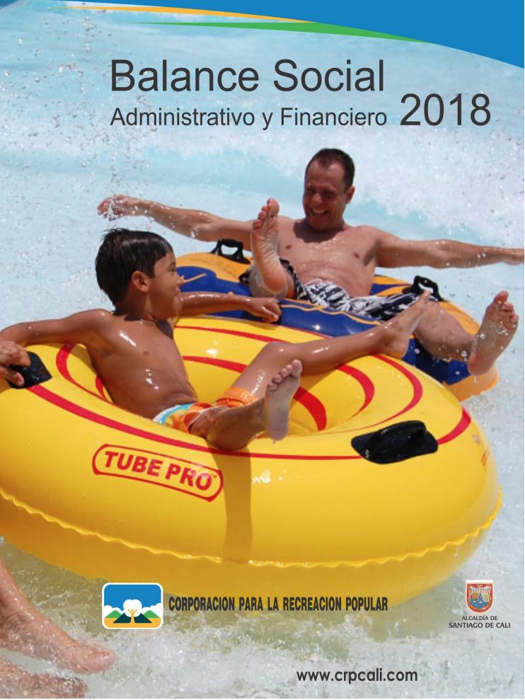 Balance Social administrativo y financiero 2018